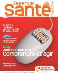Harmonie Mutualité Méditerranée - Essentiel Santé Magazine