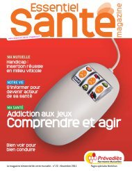 Pages spéciales Morbihan - Essentiel Santé Magazine