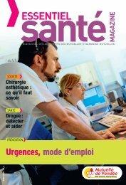 Mutuelle de Vendée - Essentiel Santé Magazine