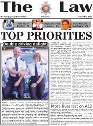 Sep - Essex Police