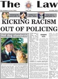 NOV LAW 1 - Essex Police