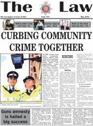 MAY LAW PAGE 1 - Essex Police