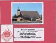 Story Board 5 - St. John the Evangelist Parish