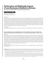 Performative and Multimedia Aspects of Late-Renaissance ...