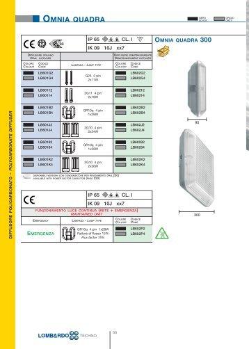 omnia quadra 300 - ES-team lighting  sc 1 st  Yumpu & STEALTH - ES-team lighting azcodes.com