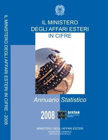 Introduzione - Ministero degli Affari Esteri