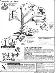 Space Ship One - Estes Rockets