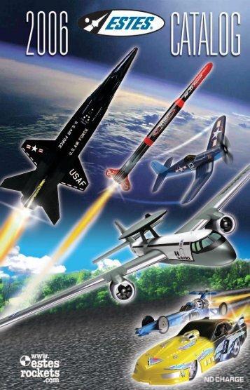 Estes 2006 Catalog - Estes Rockets