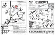 1350 – Interceptor E - Estes Rockets