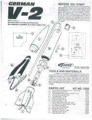 1904 – V2 - Estes Rockets