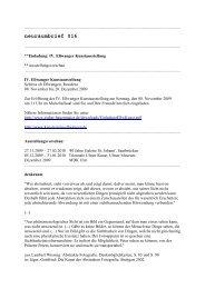 neuraumbrief 016 (PDF) - Esther Hagenmaier