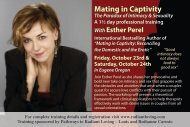 Mating in Captivity - Esther Perel