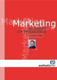 Marketing de Salón de PeluquerÃa - Estheticnet
