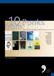 No 3 Spring 2011 - Estonian Literature