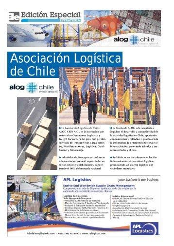 Asociación Logística de Chile - Estrategia