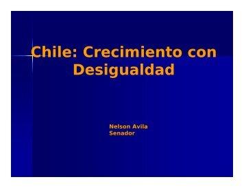 Chile: Crecimiento con Desigualdad - Estrategia