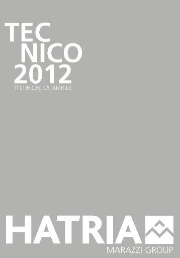 Catalogo tecnico sanitari 2012