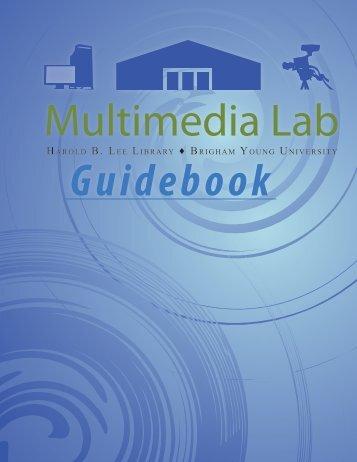 Multimedia Lab - Brigham Young University