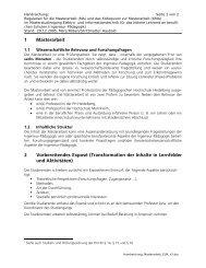 Masterarbeit - Hochschule Mannheim