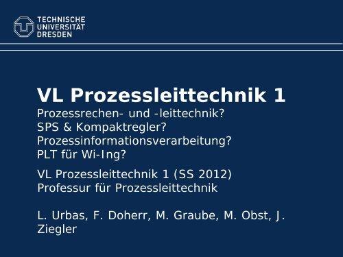 Organisation SS 2012