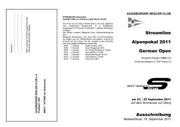 Ausschreibung 2011 - ASC