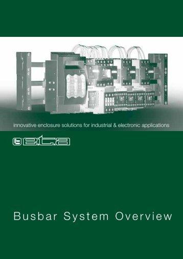 Busbar System Overview - ETA