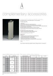 complementary accessories - ETA