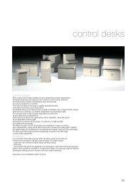 control desks - ETA