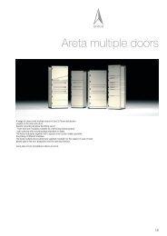 Areta multiple doors