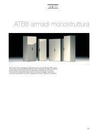 ATB8 armadi monostruttura - ETA