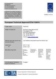 ETA110414 Aerowool - ETA-Danmark