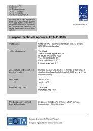 ETA110533 Tecfi DGE01 - ETA-Danmark