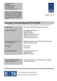 ETA120008 Mira 4500 Vapourmat r1 Issued - ETA-Danmark