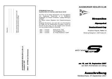 Streamline 2007 - ASC