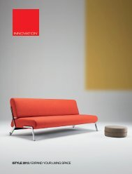 istyle 2013 / expand your living space - You-DesMo Designermöbel