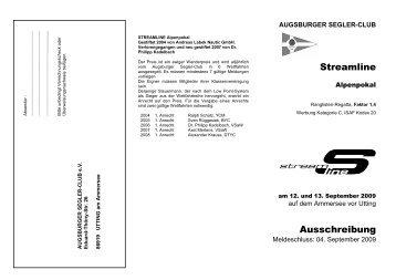 Streamline 2009 - ASC