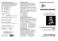 Drachenhumpen 2012 - ASC