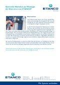 ETASOL® Solarklemmen Doppelstehfalz - Etasol-solar-zubehoer.de - Seite 2