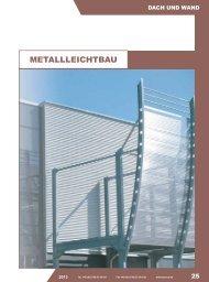 Baubefestigungen für Dach und Wand - Etanco