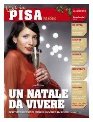 Live In Pisa, speciale Natale 2010 - Etaoin