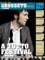 Live In Grosseto e Livorno Mese, luglio 2011 - Etaoin