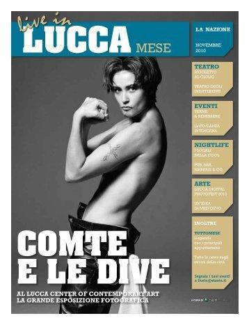 Live In Lucca Mese, novembre 2010 - Etaoin