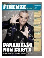 Live In Firenze Mese, aprile 2011 - Etaoin
