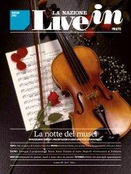 Live In Prato Mese, maggio 2012 - Etaoin