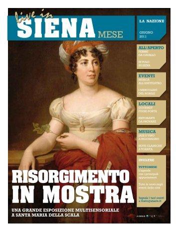 Live In Siena Mese, giugno 2011 - Etaoin