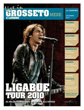 Live In Grosseto e Livorno, dicembre 2010 - Etaoin
