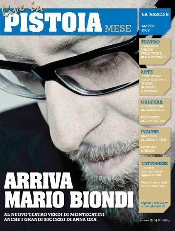 Live In Pistoia Mese, marzo 2012 - Etaoin