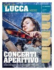 Live In Lucca Mese, giugno 2011 - Etaoin