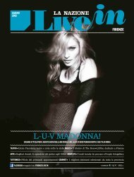 Live In Firenze Mese, giugno 2012 - Etaoin