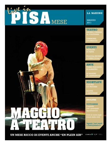 Live In Pisa Mese, maggio 2011 - Etaoin